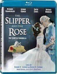 【藍光影片】灰姑娘 / 水晶鞋與玫瑰花 The Slipper and the Rose (1976)