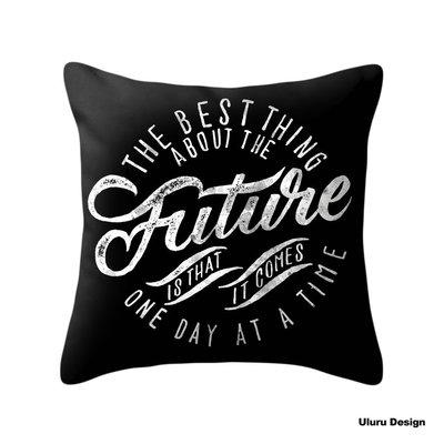 歐美風格 Black 抱枕 枕套/枕芯 Uluru Design 客廳 Loft工業風 鄉村風 居家裝飾