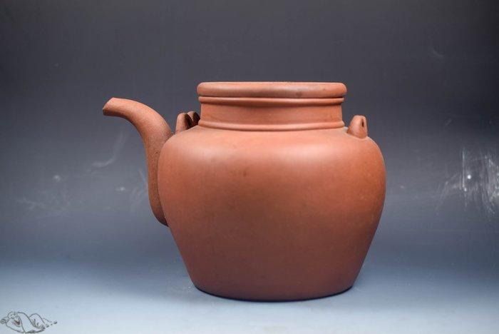 【阿鴻之寶】民國時期 軟耳 提樑壺