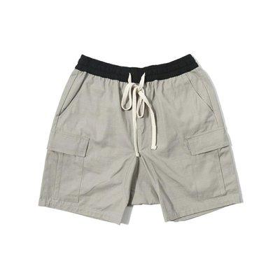 Fear Of God Essential Drawstring Shorts FOG 工裝抽繩五分短褲