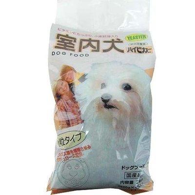 【🐱🐶培菓寵物48H出貨🐰🐹】YEASTER日本室內犬起司營養狗飼料2kg 特價399元(自取不打折)