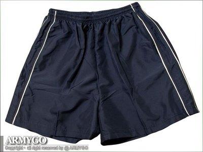 【ARMYGO】空軍現役深藍色短褲