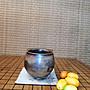 葉文先生早期上釉柴燒杯(特價36000元)...