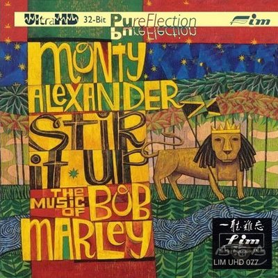 【UltraHD】攪拌:鮑伯馬利的音樂 Stir It Up:Music of Bob Marley-LIMUHD077