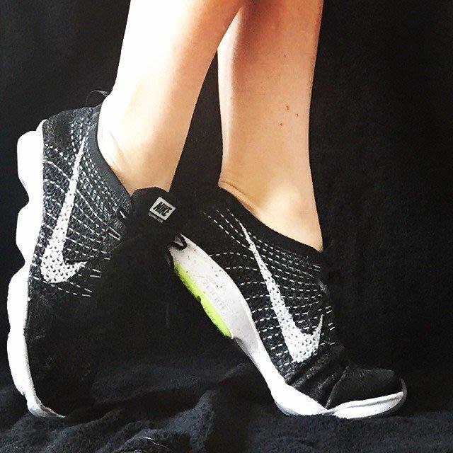 現貨 3F美國代購-100%正品 Nike Flyknit Zoom Agility 黑 698616-001 黑 女款