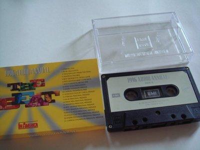[鄉土情紀實館]正版二手卡帶/錄音帶~1996 AUDIO ANNUAL、THE BEAT In America~EMI