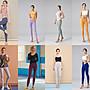 1+1 【艾利洋行】 ( XEXYMIX ) CELLA PERFECTION 提臀系列 機能性運動褲 瑜珈褲(20色)