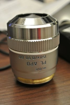 浩宇光學 leica 生物顯微鏡 金相顯微鏡 顯微鏡物鏡 5x,  10x,  20x,  50x 100x 需要請詢價 桃園市