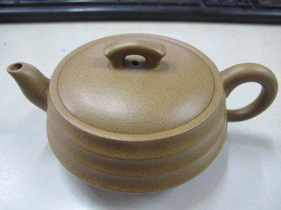 二手舖 NO.3836 紫砂壺 名家工藝美術師 茶壺 土胎好 手工細膩 值得收藏