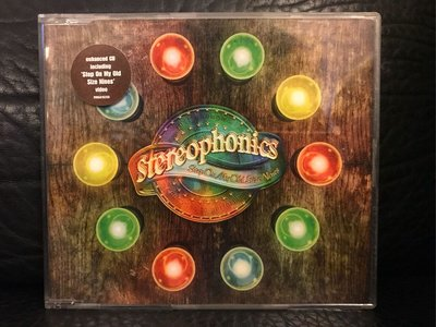 Stereophonics Step On My Old Size Nines Enhanced CD Single