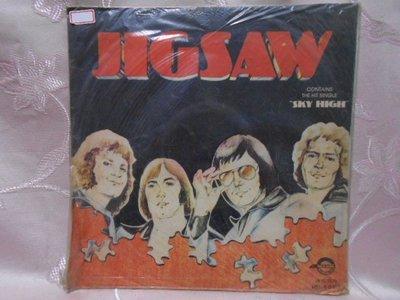 【采葳音樂網】-西洋黑膠–JIGSAW〝SKY HIGH〞1282