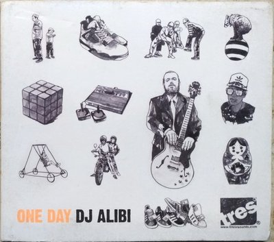 《絕版專賣》DJ Alibi / One Day