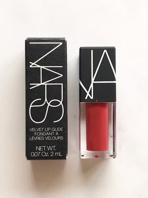 【芭樂雞】NARS 惹火唇誘 2ml (Bound/Le Palace)