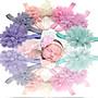 媽咪家【R036】R36花朵髮帶 新生兒 寶寶 氣...