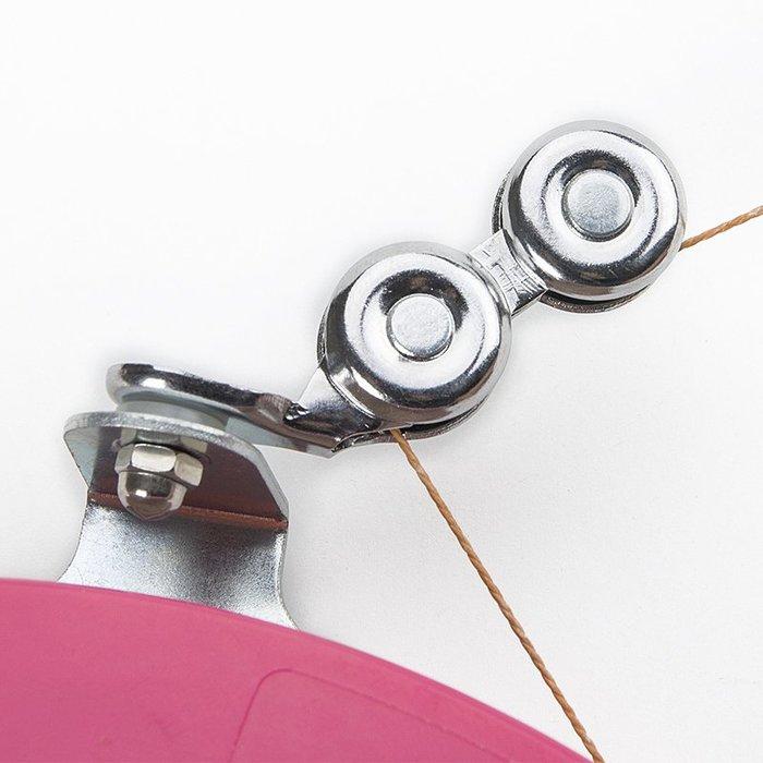 奇奇店-導線輪 萬向輪 金屬導線器 風箏線輪配件#美觀設計 #到手即飛 #微風好飛