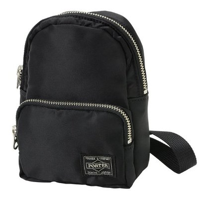 【S.I. 日本代購】PORTER HOWL 2 way DAYPACK MINI 側背後背兩用小包,免運