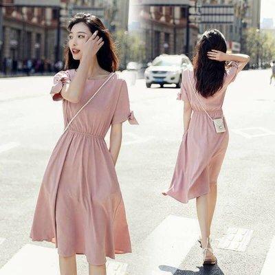 [可開發票]洋裝 連衣裙女裝夏季新款收腰顯瘦流行氣質修身法式小眾桔梗裙子 【格調】