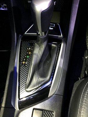 Toyota 11.5代 Altis 排檔桿座貼紙