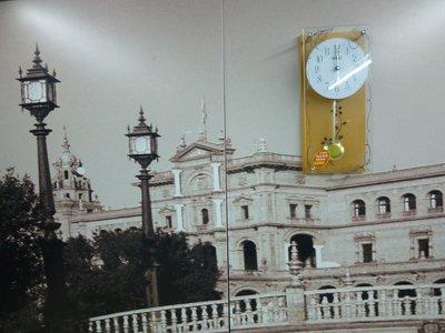 TIME-5 電波鐘 免運費 外銷日本...