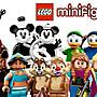現貨【LEGO 樂高】積木 / 人偶包系列 迪士尼2 DISNEY 71024 | #16 聖誕夜驚魂 南瓜王 骷髏傑克
