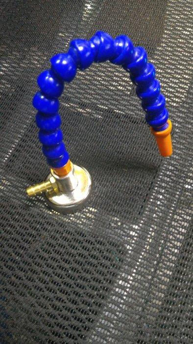 磁性噴嘴~S1、 單管噴油嘴磁座  鑽床、銑床、CNC  也有S2 雙管噴油座