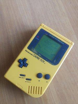 古董Gameboy(黃色)
