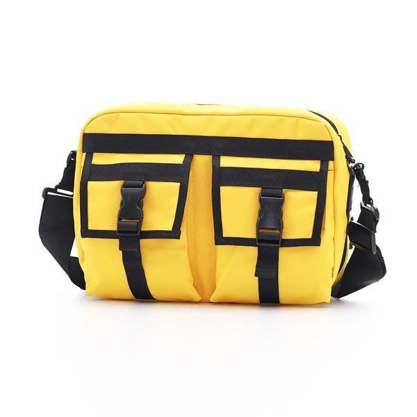 ◎包包的家◎旅行達人指定著用【PORTMAN】類單眼相機側背包(黃色) PM142407