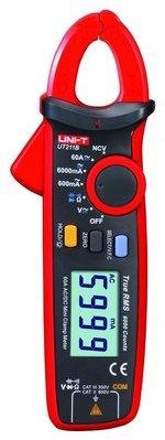 TECPEL 泰菱 》UNI-T 優利德 UT-211B 鉤表 600A 真有效值 電容 NVC 鉤錶 背光 交直流