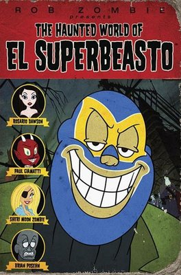 【藍光電影】鬼界超級混蛋 The Haunted World of El Superbeasto (2009) 豆瓣7.3