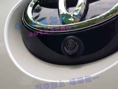 (小鳥的店) 豐田 2018 AURIS 標誌款 倒車鏡頭 專車專用專插 安裝不須接任何線 倒車顯影 LOGO
