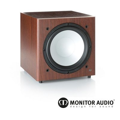 台中【天韻音響】來店超優惠 英國Monitor audio Bronze BXW10 重低音喇叭