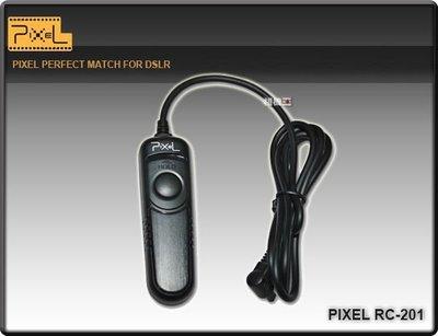 ☆相機王☆PIXEL RC-201 / E3 快門線〔同RS-60E3 60D 700D適用〕RC201 (4)