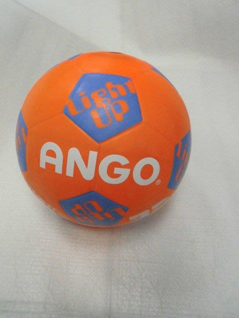 ^^n0900^^【台灣健立最便宜】2018 ANGO  LIGHT UP FOOTBALL 發光足球 LIGHT UP