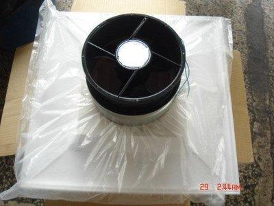 [多元化風扇風鼓]輕鋼架專用抽送風扇台製二手10吋風扇 空調冷氣管路~加強冷氣口送風~比市面上強5倍 115V 靜音款