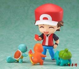 【南部總代理】神奇寶貝 GSC 425 小智+小火龍+妙蛙種子+傑尼龜 港 精靈寶可夢 Pokemon 公仔 情人節