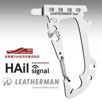 Leatherman HAIL多功能口袋工具#831782【AH13109】 JC雜貨