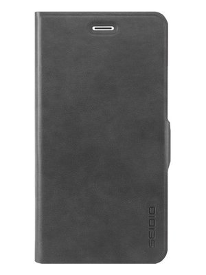 【妮可3C】SEIDIO for Apple iPhone 6 Plus 5.5 LEDGER™ 掀蓋保護套-灰