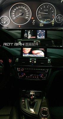 BMW F30 F31 F32 F33 F34 F35 F36 大螢幕原廠導航 小螢幕升級原廠NBT大螢幕 NBT主機