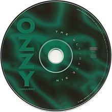 Ozzy Osbourne - The Ultimate Sin 特收版 二手美版
