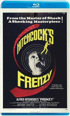 【藍光電影】奪命狂凶 / 狂亂 / 狂凶記 / FRENZY (1972)