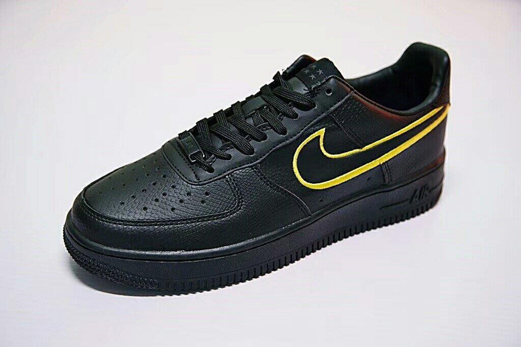 Nike Air Force 1 Low premium nikeid 黑