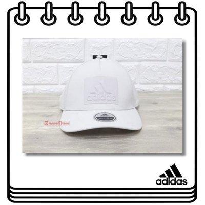 【Drawer】ADIDAS ZNE LOGO CAP 白色 運動 基本款 休閒 可調式 棒球帽 老帽 CF4891