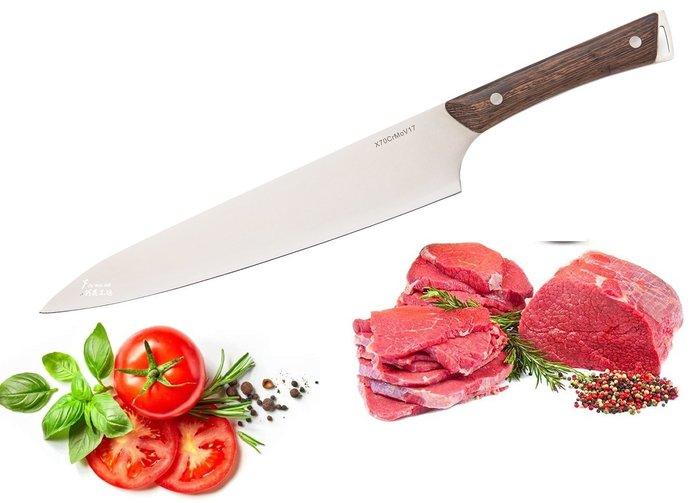 C「Formosa巧匠工坊」24公分 牛刀 全鋼 西餐刀 超值款