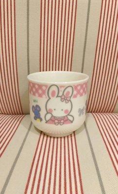 sanrio Cheery Chums凱莉兔茶杯~日本製~早期1993絕版商品~收藏出清948170