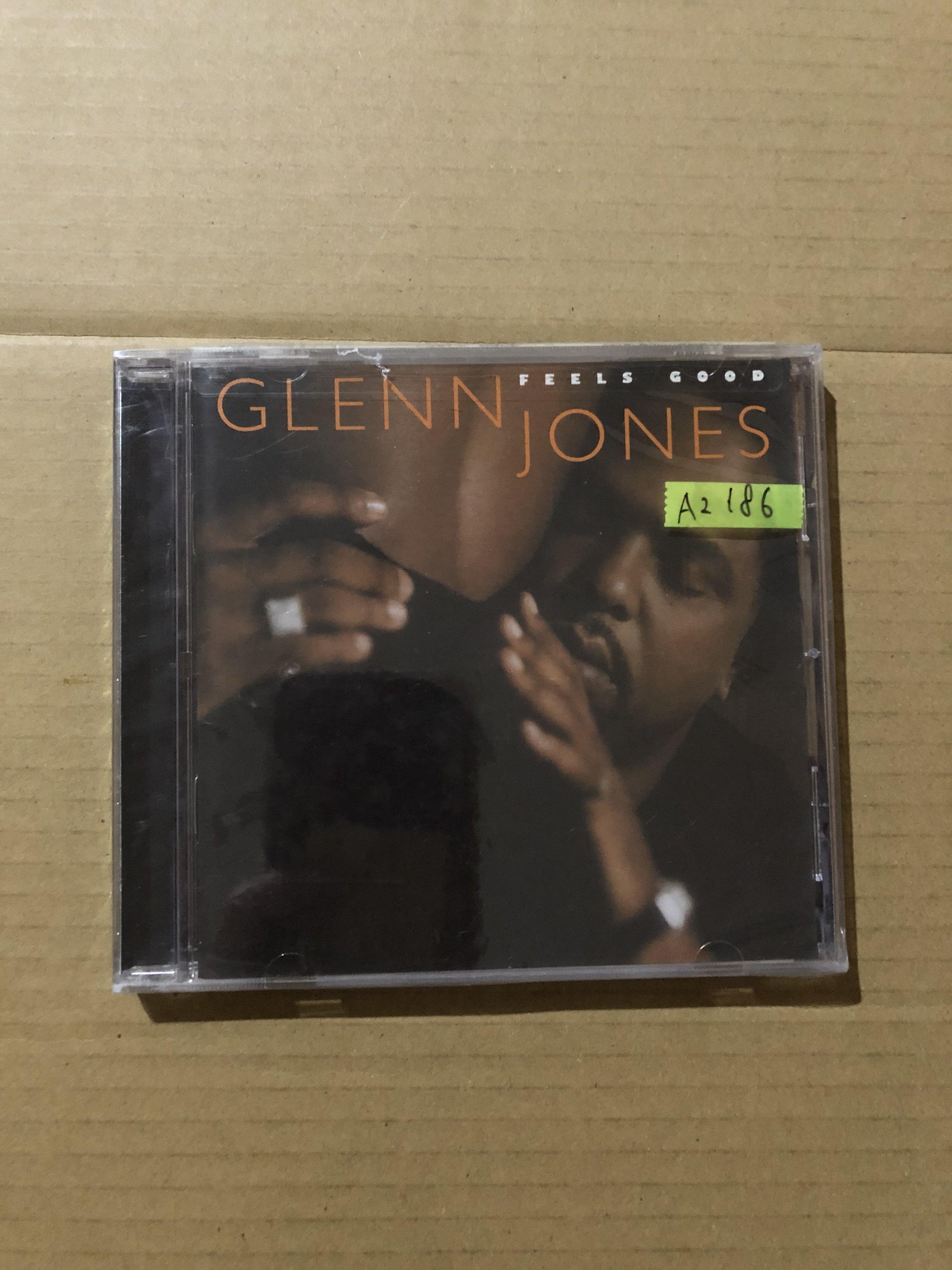 *還有唱片二館*GLENN JONES / FEELS GOOD 全新 A2186(下標幫結)