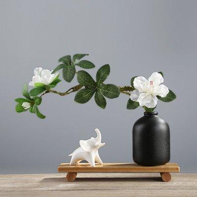 熱賣抽象小動物陶瓷擺件飾品玄關電視柜擺設桌面插花陶瓷小花瓶工藝品#擺件#陶瓷#北歐