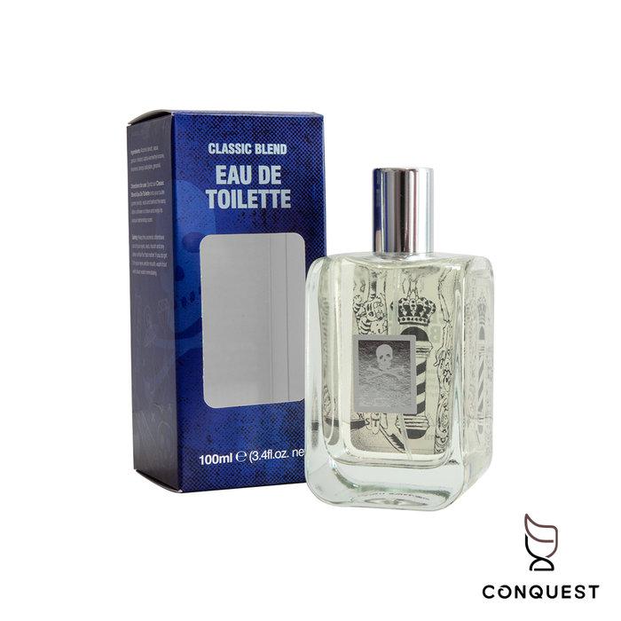 【 CONQUEST 】英國 藍鬍子 Bluebeards Revenge Classic 淡香水 香水 白鑽英式古龍水