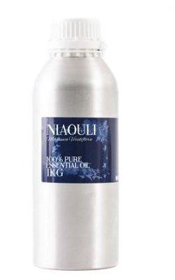 英國ND 綠花白千層Niaouli 1kg 原裝精油 薰香、按摩、手工皂 ?菁忻皂作?