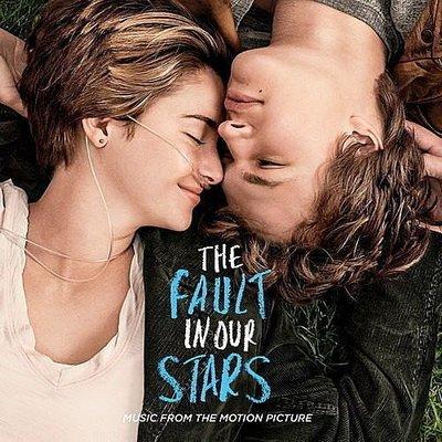 生命中的美好缺憾-電影原聲帶 THE FAULT IN OUR STARS / O.S.T. ---7567867278
