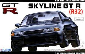 富士美拼裝汽車模型 1/24 R32 Skyline GT-R `89 03902